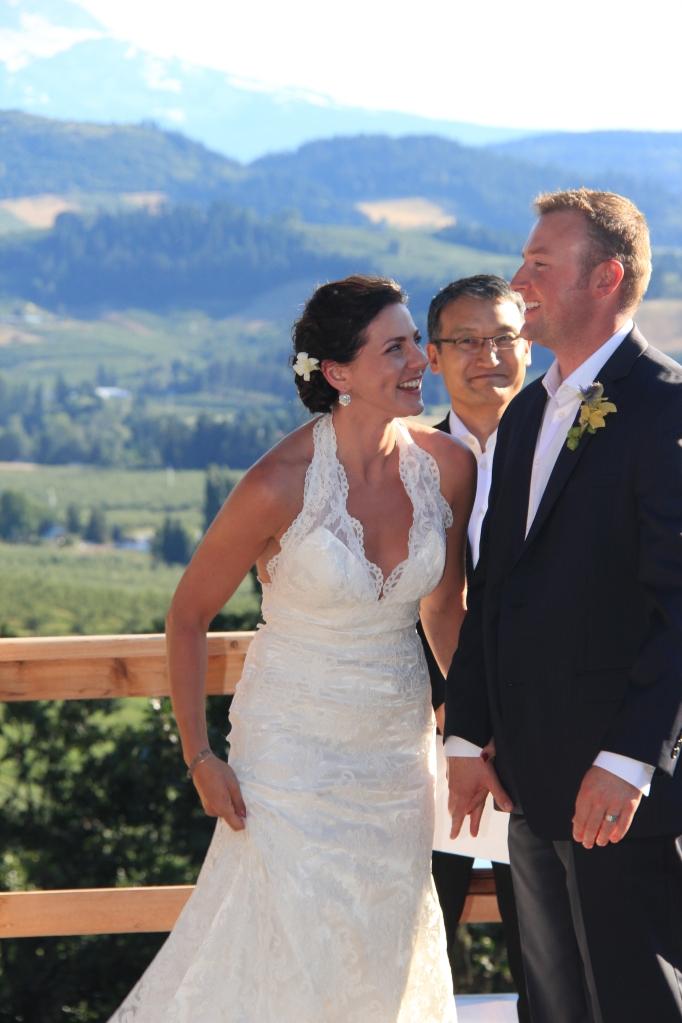 Graham & Marcella Vail Wedding